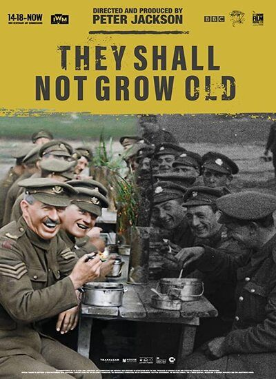 دانلود فیلمThey Shall Not Grow Old 2018