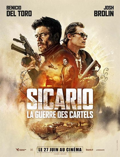 فیلم سیکاریو 2 Sicario Day of the Soldado 2018