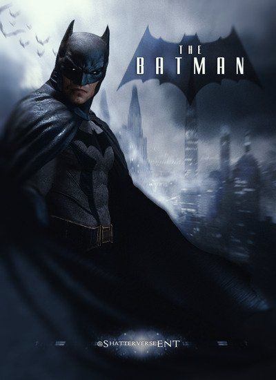 The Batman 2021