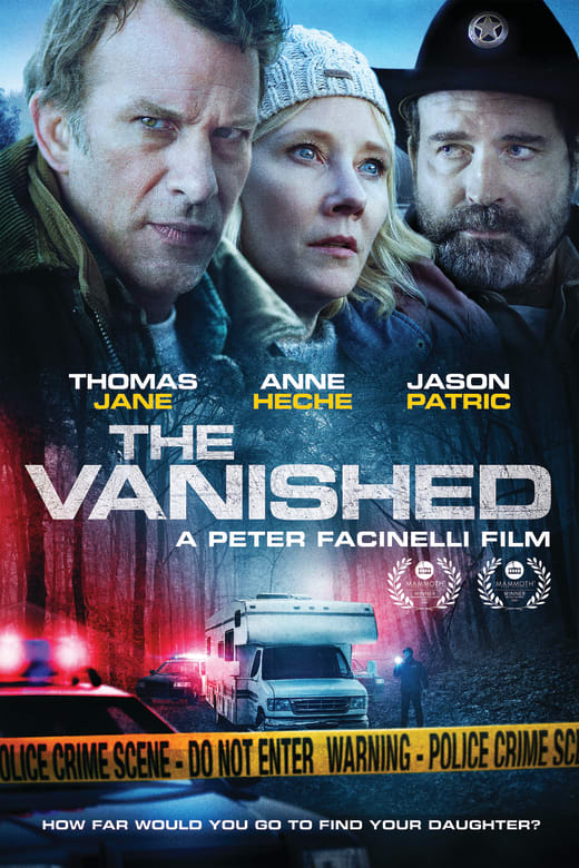 فیلم ناپدید شده The Vanished 2020