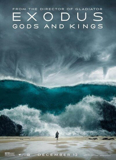 دانلود فیلم Exodus: Gods and Kings 2014